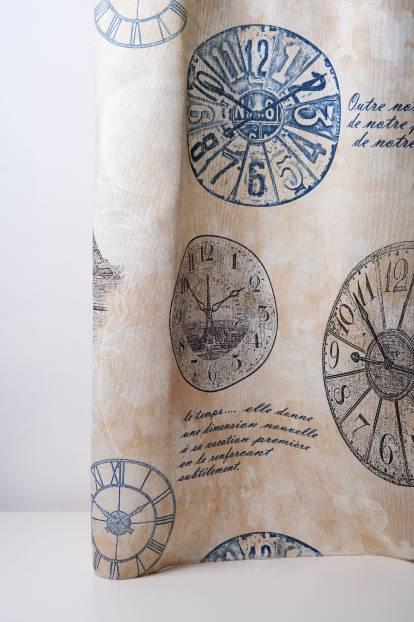 бежова основа с фигури и надписи, Loneta Sena