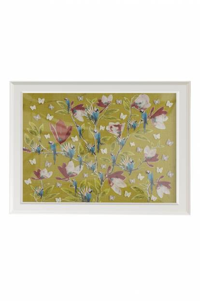 """Картина от интериорен текстил """"Полет в Индонезия"""", 30х40 см"""
