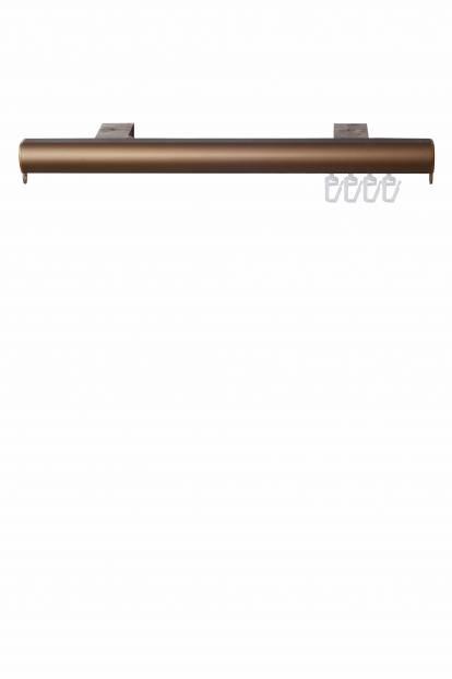 Корниз за стена и таван Slim, едноканален
