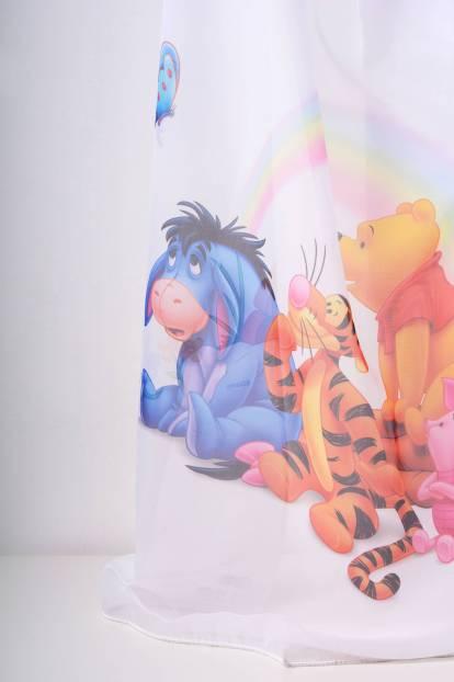 Детско перде с Мечо Пух, Pooh Rainbow/290