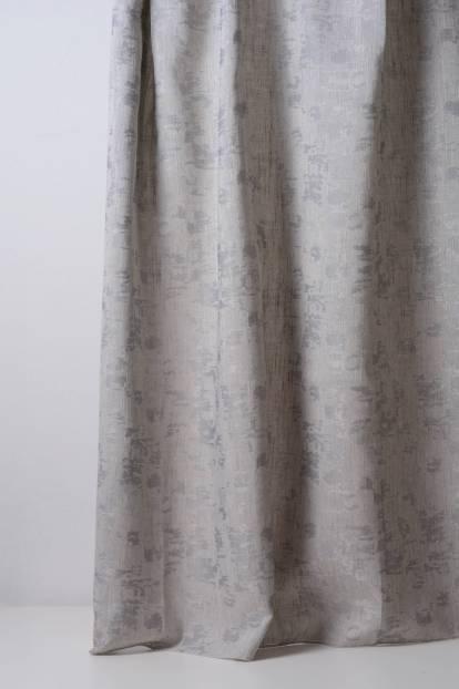 Плътна жакардова завеса с шарка
