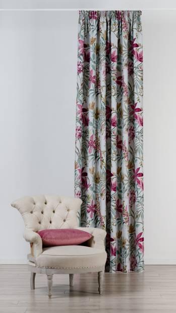 Мека завеса с цвея