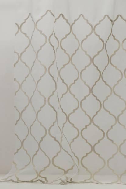 Финна мека мрежа с орнаменти
