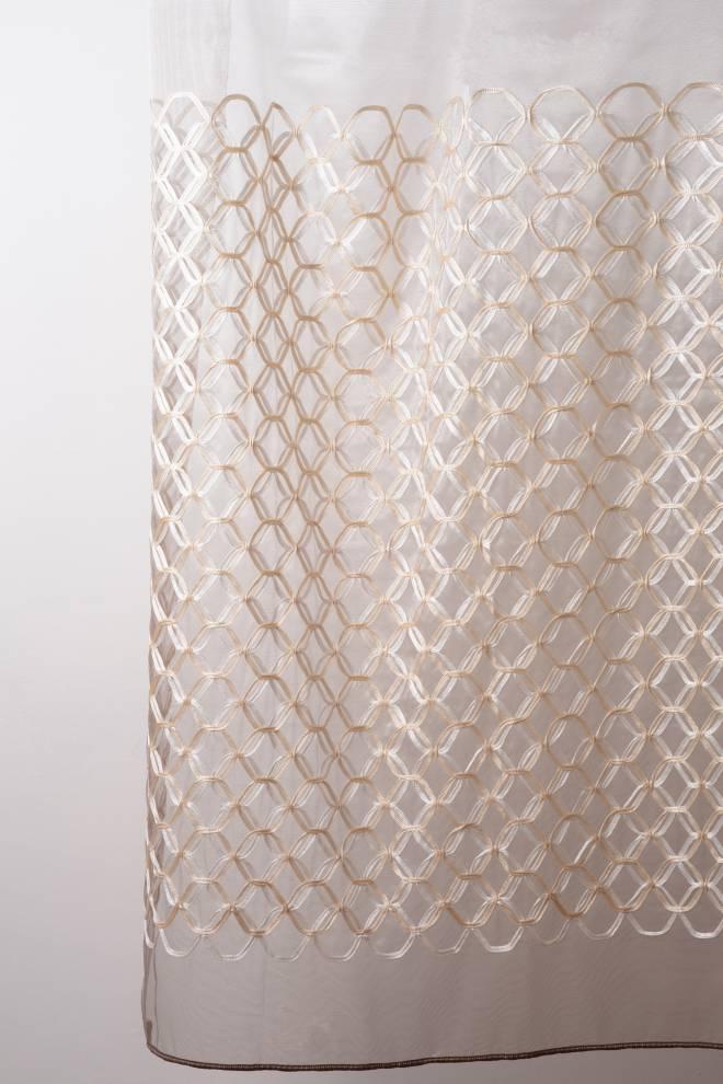 Мрежа дюс с орнаменти