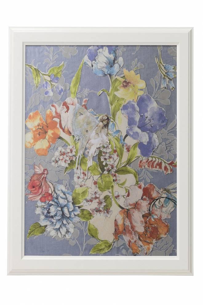 """Картина от интериорен текстил """"Горските пазители"""", 40х50 см"""