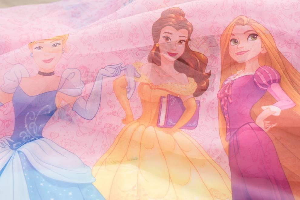 Детско перде с Принцеси