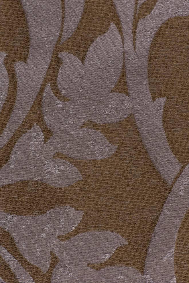 Плътна жакардова завеса с орнаменти