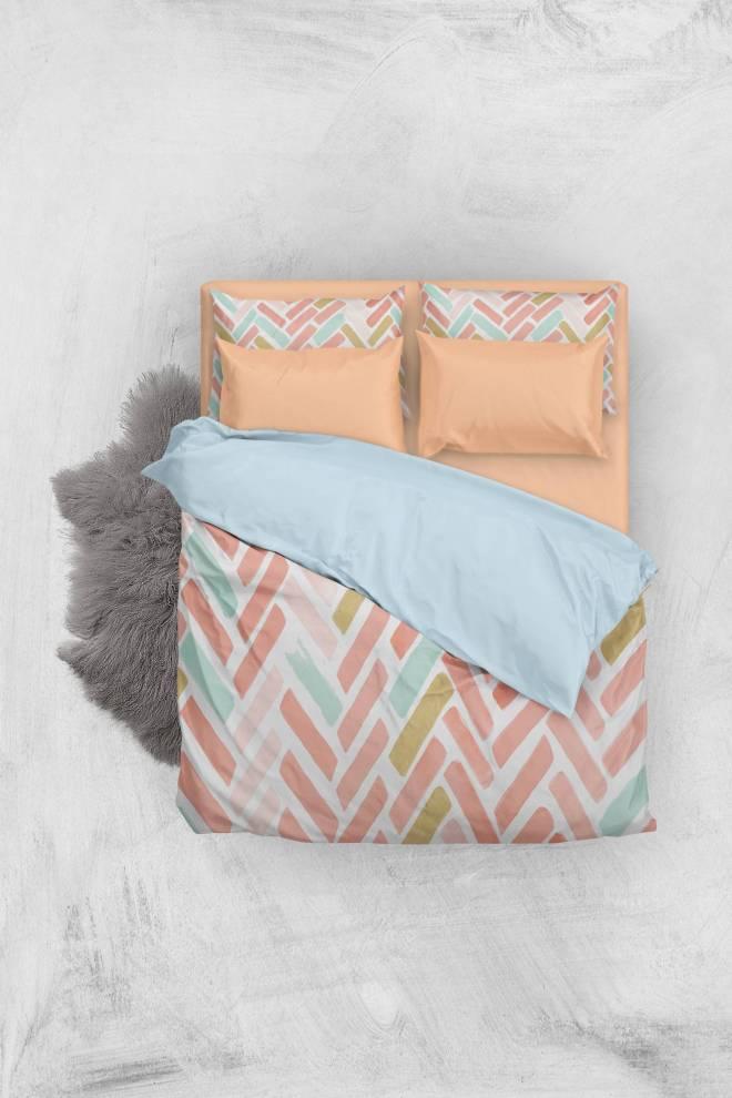 Спален комплект Block Natural