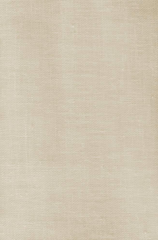 Полупрозрачна завеса с текстура наподобяваща лен