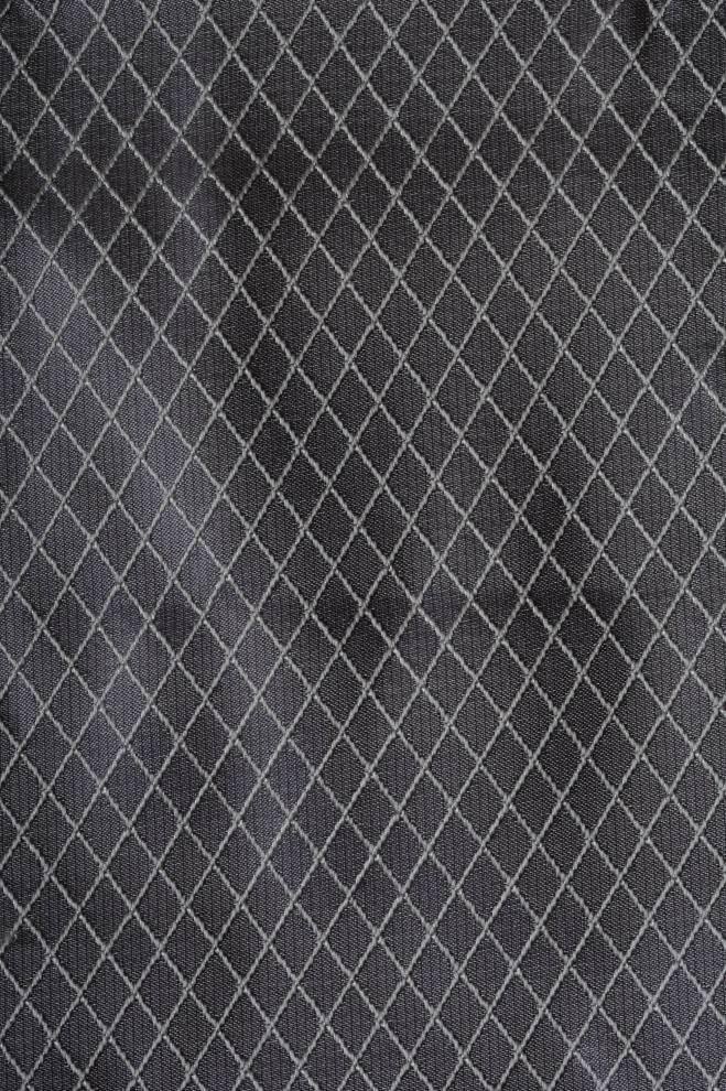 Плътна сатенирана завеса с ромбоиди