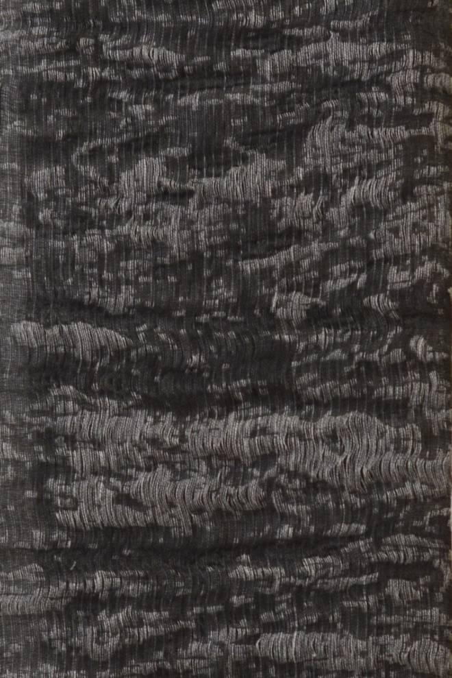 Ленена завеса с шарка