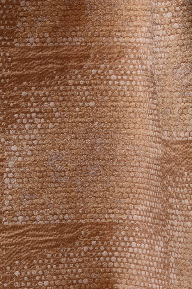 Плътна завеса с шарки