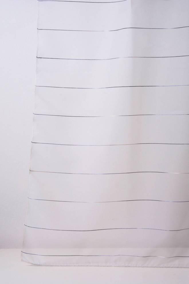 Полупрозрачна мрежа с тънки райета