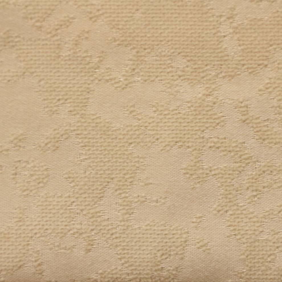 Плътна мека завес с шарка