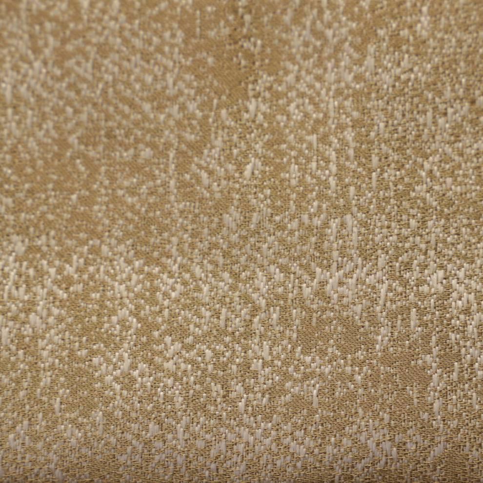 Плътна завеса с втъкана шарка