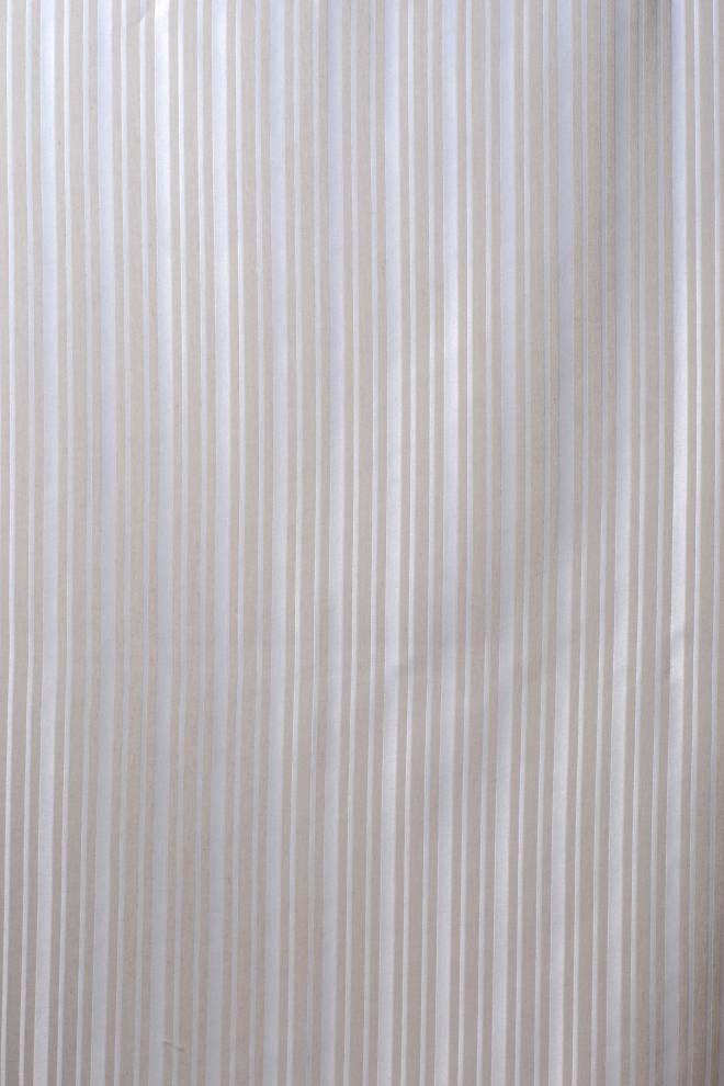 Жакардова завеса с вертикални райета