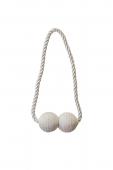 Декоративен магнитен шнур за пердета