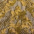 Жакардова завеса с орнаменти