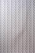 Плътна завеса със зигзаг шарка