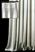 Ефирен воал ленена текстура